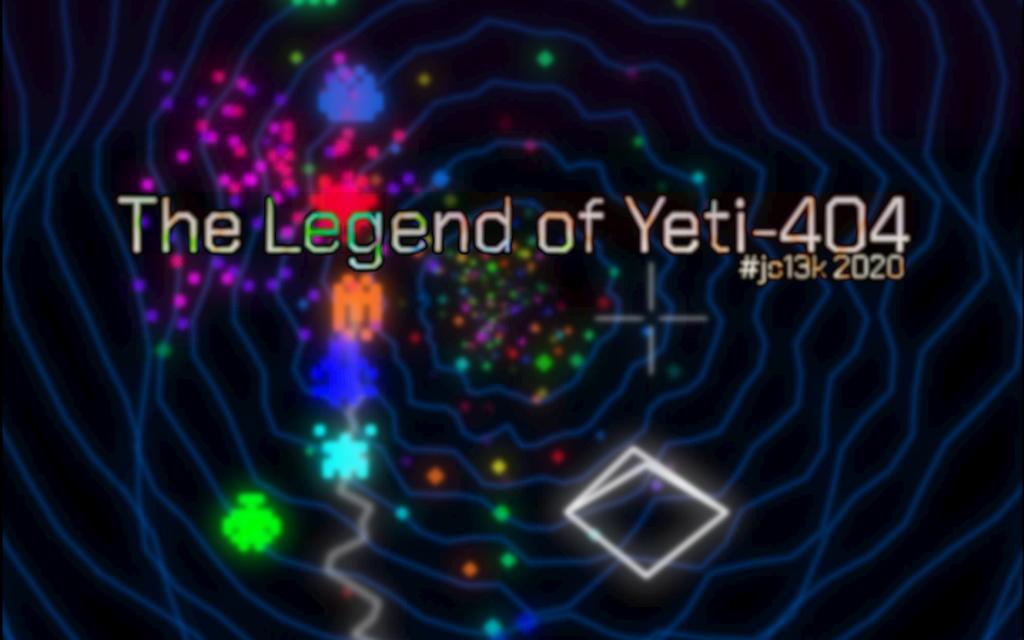 yeti-404 banner image